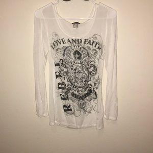 Venus ♥️ Love and Faith long sleeve T-shirt